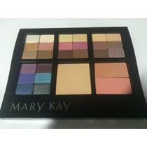 Mary Kay - Estojo Com 24 Sombras - 2 Blush E 1 Pó Mineral