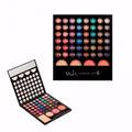 Paleta Sombras Studio 1 Vult Make Up -kit Maquiagem 48 Cores