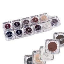 11 Pigmentos Dermografo Tebori Micropigmentação