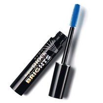 Mascara Colorida De Intenso Volume Para Cilios Azul Royal