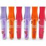 Kit C/6 Gloss Labial Mágico Transparente Longa Duração Ruby