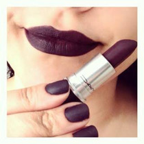 Batom Original Mac Smoked Purple - No Brasil, Pronta Entrega
