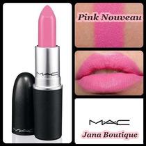 Batom Mac Pink Nouveau + Brinde. Produto Facial