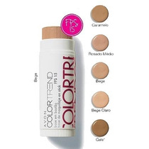 Base Bastão Colortrend Avon Fps15 Bege