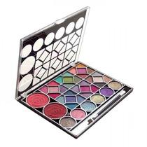 Kit De Maquiagem Macrilan Cr9927 36 Sombras + 2 Blushs