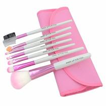 Kit Pincel Profissional Make Up For You Pronta Entrega