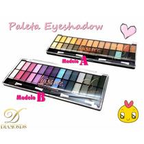 Paleta Eyeshadow Luisance - 28 Sombras