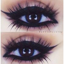 1 Molde Delineador Eye Liner Stencil Importado