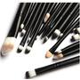 Maquiagem Kit Maquiagem Luxo 20 Pinceis Profissional