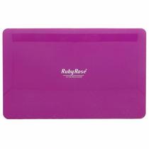 Estojo Notebook De Maquiagem Linha Glamour - Ruby Rose 78