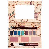 Paleta Paris Sigma Beauty, Com Pincel F40 E55 Sombra E Blush