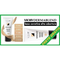 Dermablend Vichy 25 Nude E 35 Sand Pronta Entrega Gratis