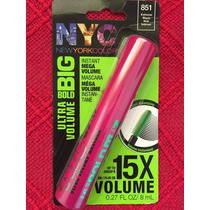 Rimel N Y C Big Bold 15x Mega Volume