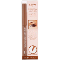 Caneta Delineadora De Sobrancelhas Nyx Eyebrow Marker Medium