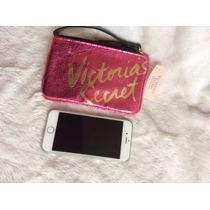 Necessaire Porta Iphone 6 Victorias Secret Pink Ros Original