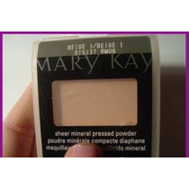 Pó Mineral Compacto - Mary Kay - Cor: Beige 1