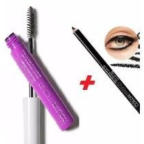 Avon Kit Colortrend Mascara Alongadora + Lapis Marrom