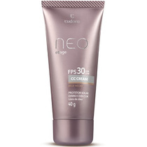 Cc Cream Base Neo Etage Bege Médio Fps 30 40g Eudora