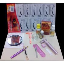 Henna P/ Pelo E Pele Sobrancelha Kit Profissional Completo