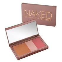 Paleta Flushed Blush Urban Decay Naked - Pronta Entrega