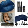 Batom Matte L.a. Girl - Glc816 Blue Valentine - Azul Matte