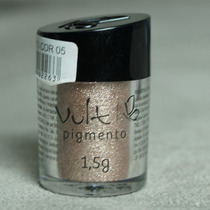 Vult Make Up Pigmentos Cor 5