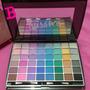 Kit Maquiagem Paleta Luxo 48 Sombras Foscas Luisance Cor B
