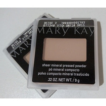 Pó Mineral Compacto Mary Kay - Beige 2 (translúcido) - Refil
