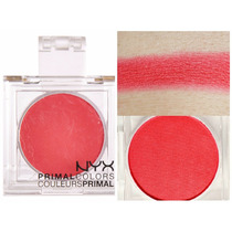 Pó Facial Nyx Primal Colors Hot Red