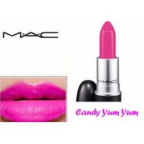 Batom Mac - Candy Yum Yum - Pronta Entrega