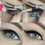 10 Moldes Delineador - Olho De Gato - Eyeliner Stencil