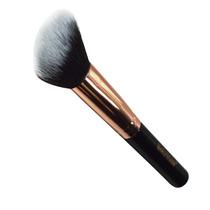 Macrilan - Pincel P/ Blush Kabuki Angular Linha Rosê - R-08