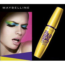 Máscara Cílios Rímel The Colossal Maybelline 9x Volume 9,2ml