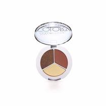 Kit Maquiagem Avon Color Trend: Sombras; Máscara; Removedor