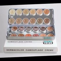 Kryolan Dermacolor Corretivo Profissional Camuflage 24 Cores