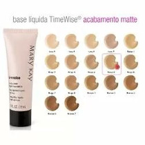 Kit Timewise Beige E Pó Compacto Mary Kay