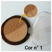 Vult Make Up Pó Soleli Duo Bronzeador E Iluminador Cor ° 1