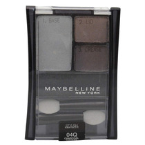 Maybelline Moda Fuma Eye Shadow #04q Fuma De Carvão