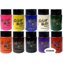 Tinta Líquida Maquiagem Artística Profissional Color Make