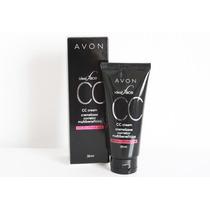 Avon Ideal Face Cc Cream Creme Base Bege Natural