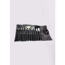 Kp1-2 Kit Com 12 Pincéis Para Maquiagem - Macrilan