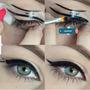 Molde Delineador Importado - Eye Liner Stencil Olho De Gato