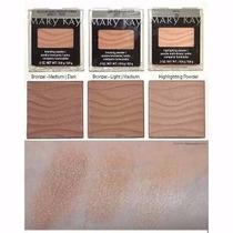 Pó Mineral Mary Kay Bronzeador \ Iluminador