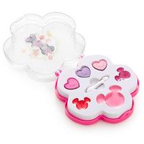 Estojo De Maquiagem Infantil Minnie Disney Flor Beauty Brinq