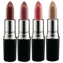 Batom Mac Lipstick Cores Variadas A Pronta Entrega