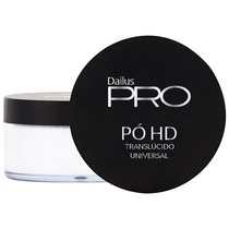 Dailus Pro - Pó Hd Translúcido Universal - 3g