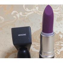 Batom Mac - Heroine - Importado Com O Melhor Preço!