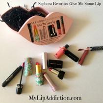 Kit De Batons Sephora Give Me Some Lips
