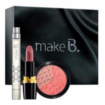 O Boticário Kit Make B Maquiagem 4 Itens Com Perfume Natal