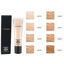 Base Mac Studio Sculpt Com Protetor Solar Spf15 Gel